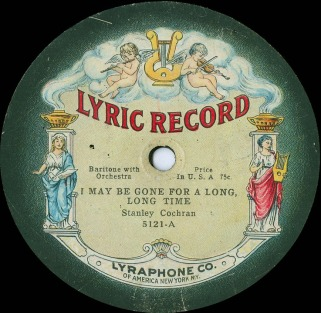 Lyric record